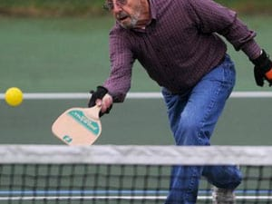 Pickleball Singles Strategies