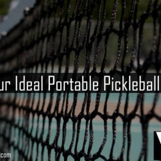 Your Ideal Portable Pickleball Net