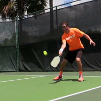 How to Lob Pickleball