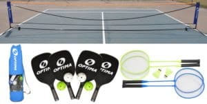 Optima Complete Pickleball Net Starter