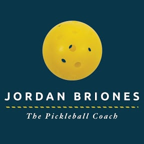Pickleball Player Jordan Briones