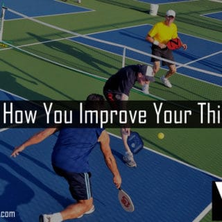 This Is How You Improve Your Third Shot