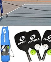 Optima Complete Pickleball Net Set