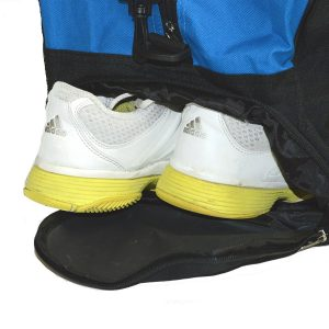 compartmental pickleball bags